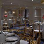 Chicago Loop Wedding Setting Event Room