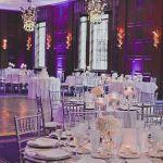 Chicago Loop Wedding Dance Floor