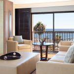 Redondo Beach Presidential Suite Living Room