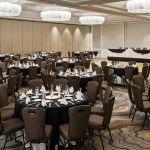 Redondo Beach Ballroom Wedding Setup