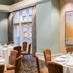 Downtown Seattle Room with Dining Tables