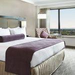 San Jose Hotel Suite Bedroom Interior