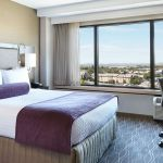 San Jose Hotel Guest Room Interior