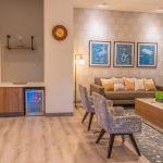 San Jose Hotel Boardroom Lounge Area