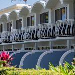 San Juan Resort Exterior Balconies