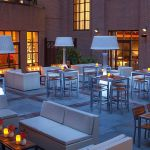 Yorkville Toronto Proof Patio and Lounge