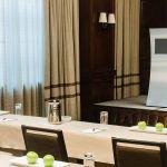 Yorkville Toronto Meeting Space with Podium