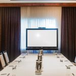 Yorkville Toronto Boardroom with Projector
