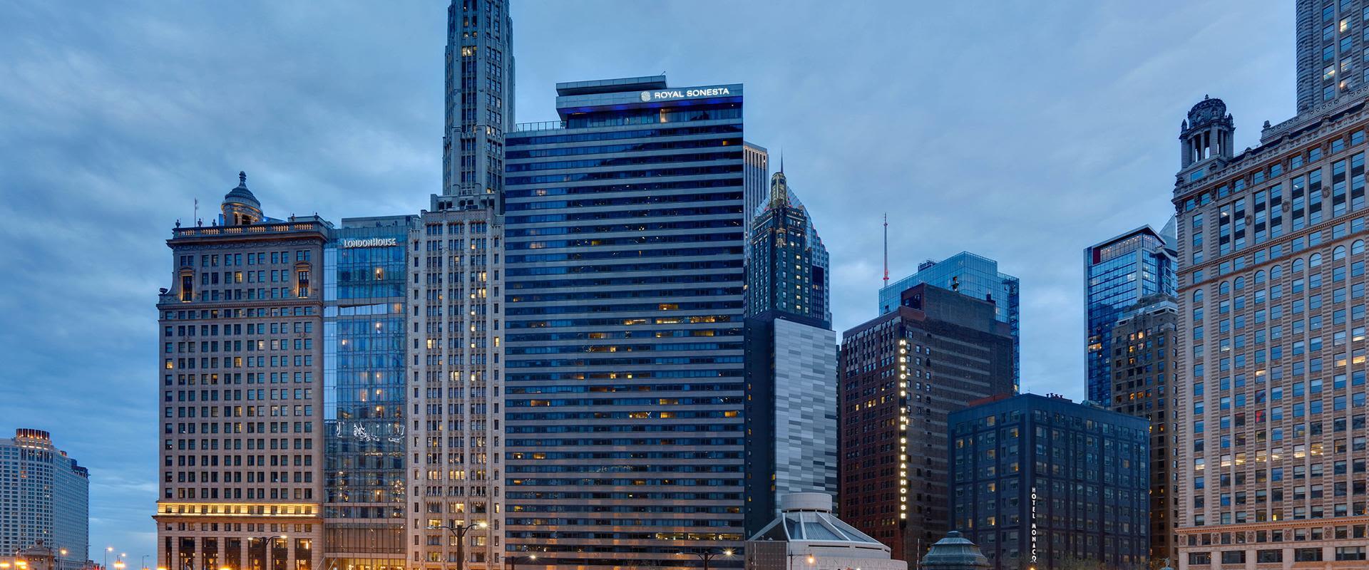 Chicago Hotel Exterior