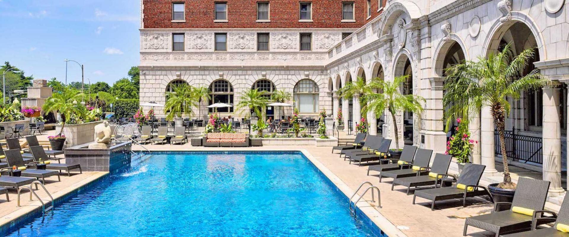 Chase Park Plaza Pool