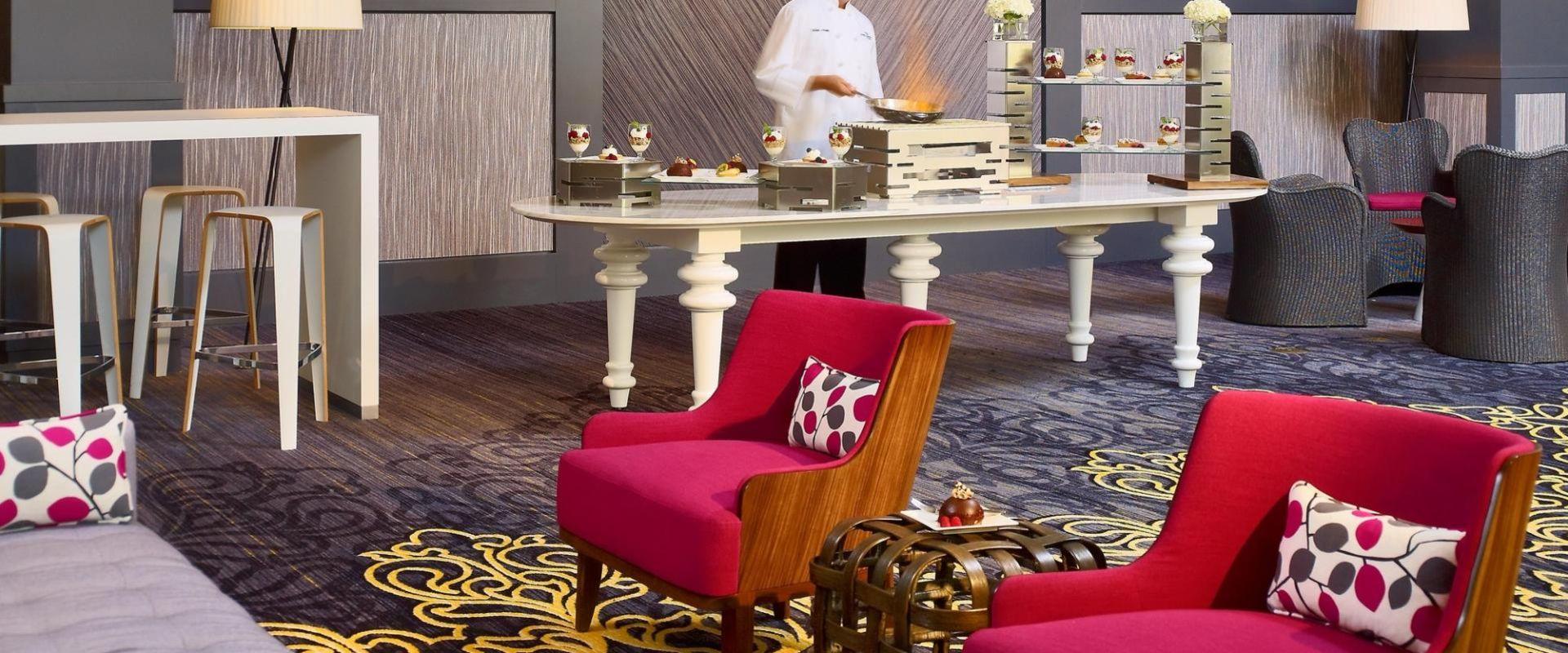 Sonesta Gwinnett Place Atlanta - Lobby Caterer
