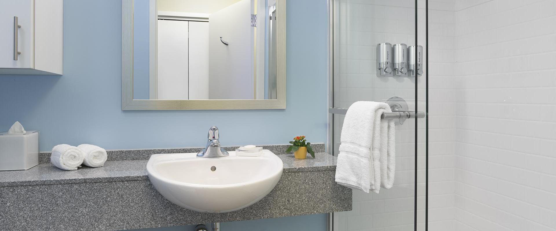 New Orleans ES bathroom vanity