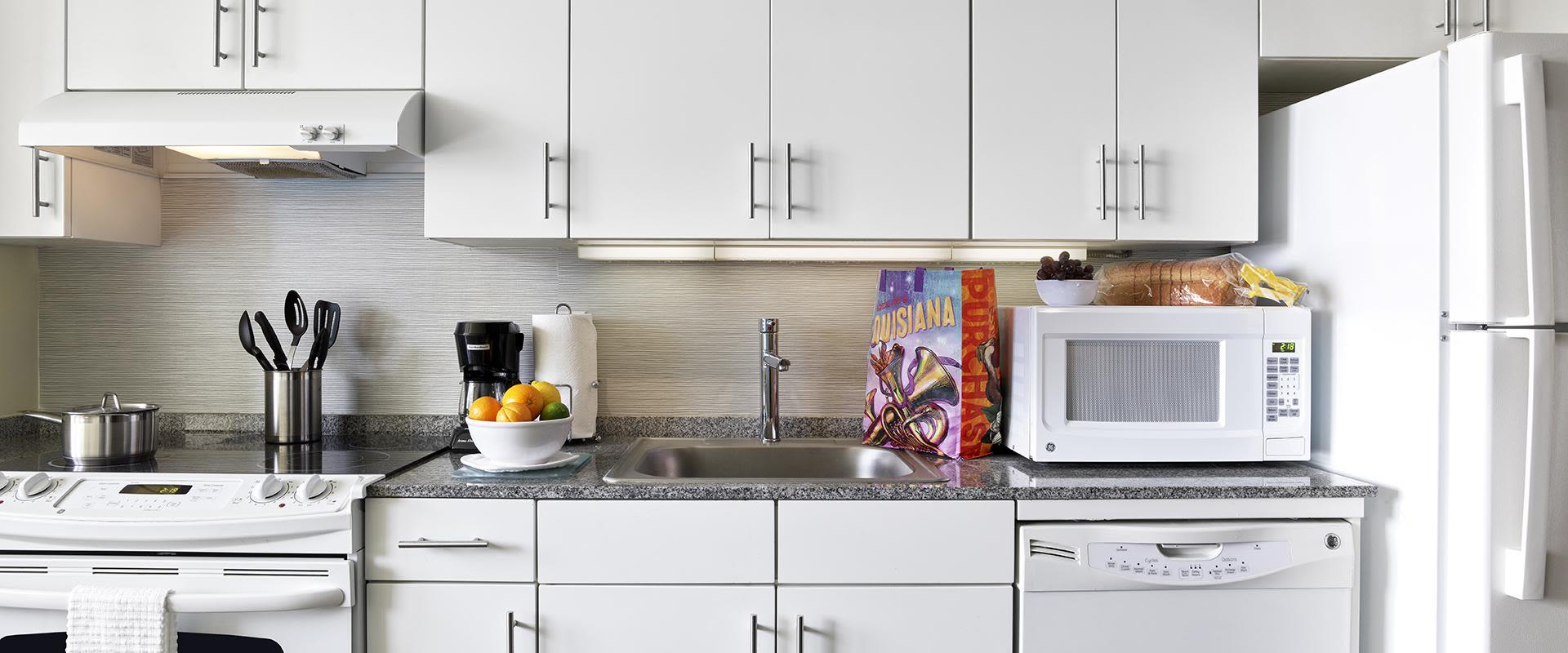 New Orleans ES kitchen
