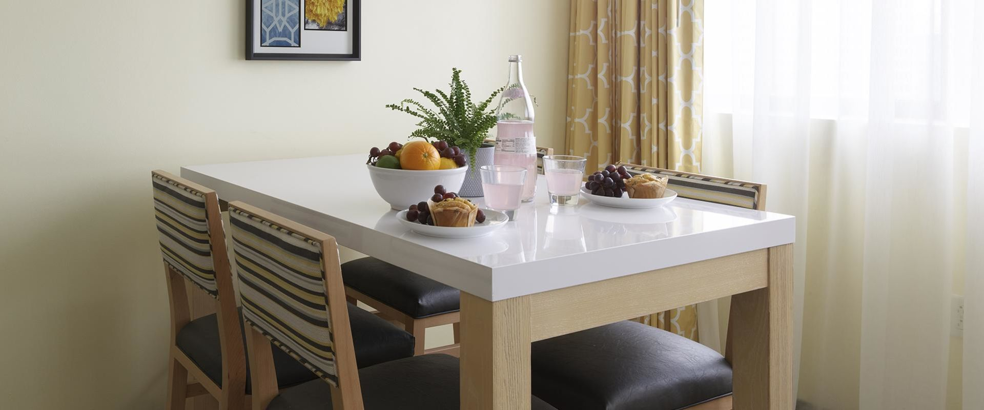 New Orleans ES kitchen table