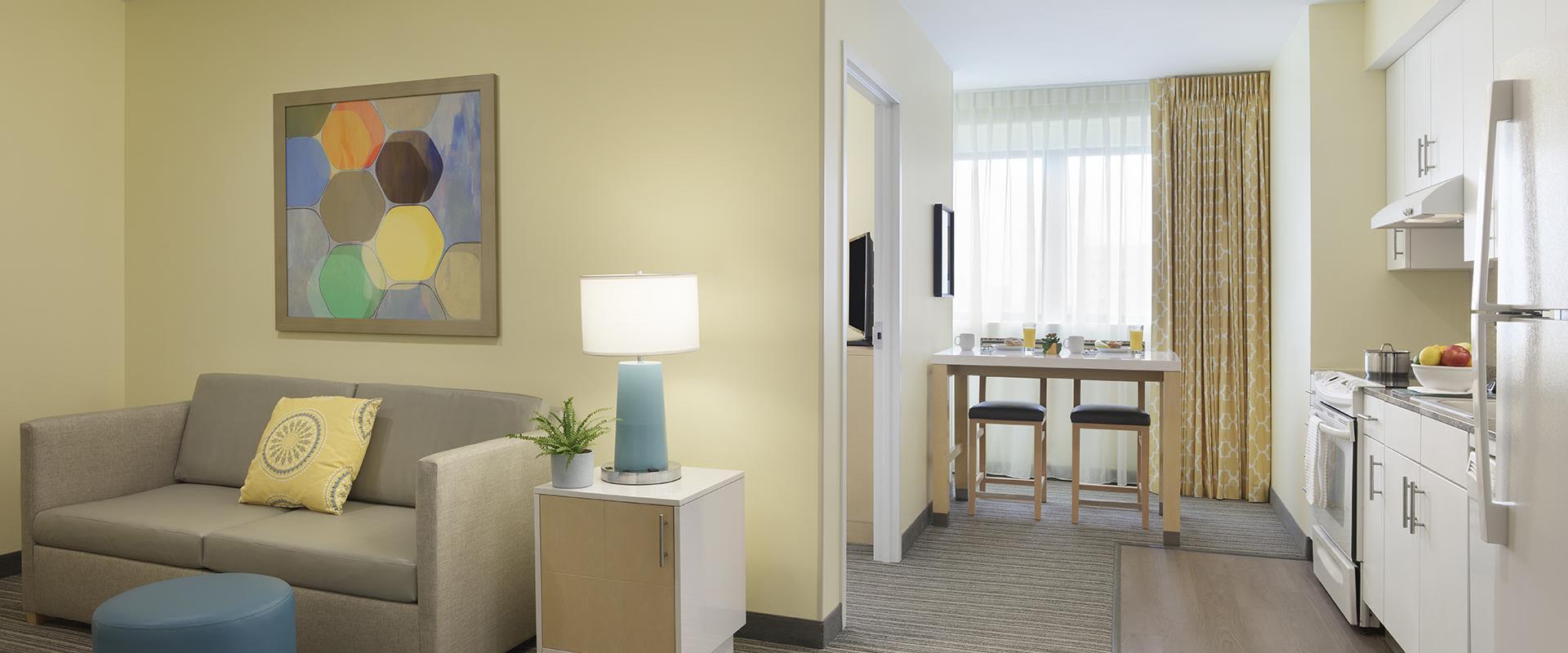 New Orleans ES one bedroom