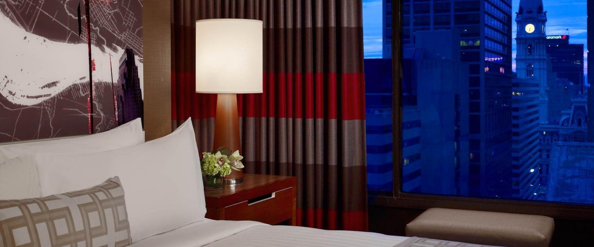 Sonesta Philadelphia Downtown Club Level Guest Rooms
