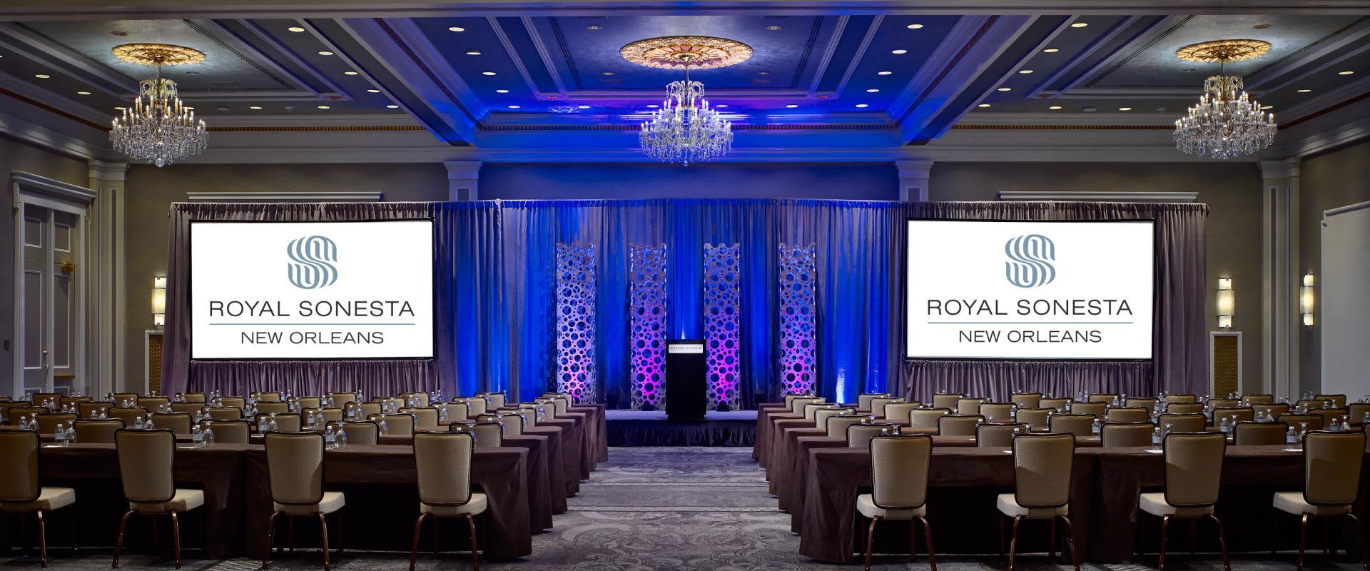 RSNO Ballroom meeting