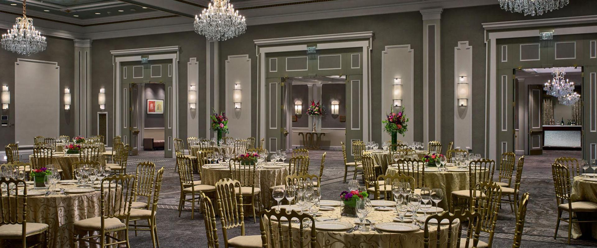 RSNO Grand Ballroom reception