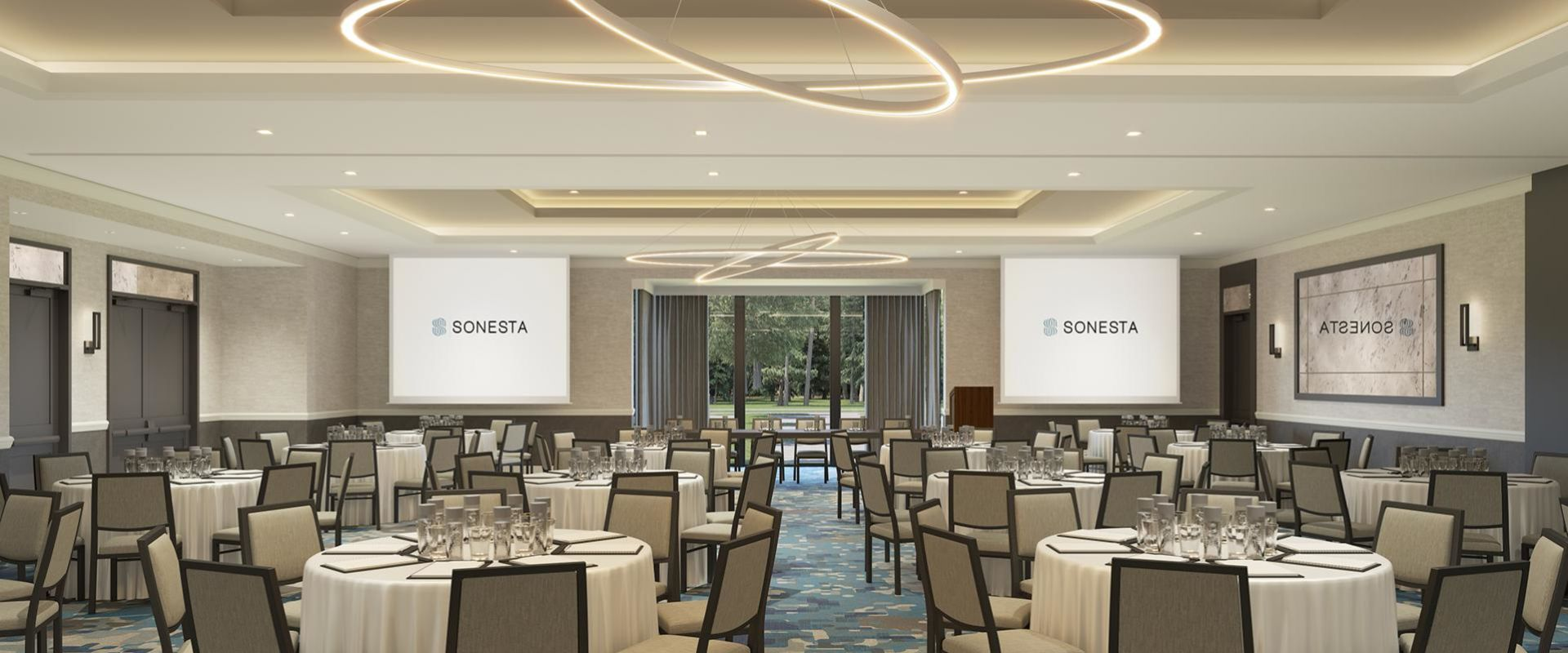 New Sonesta Event Center