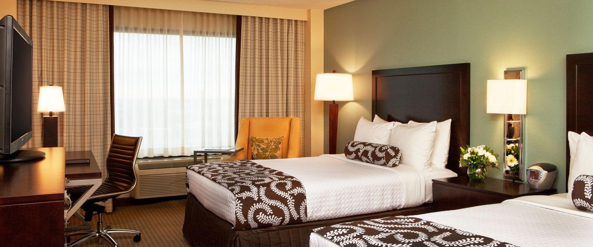 Atlanta Airport Hotel Double Bed Room