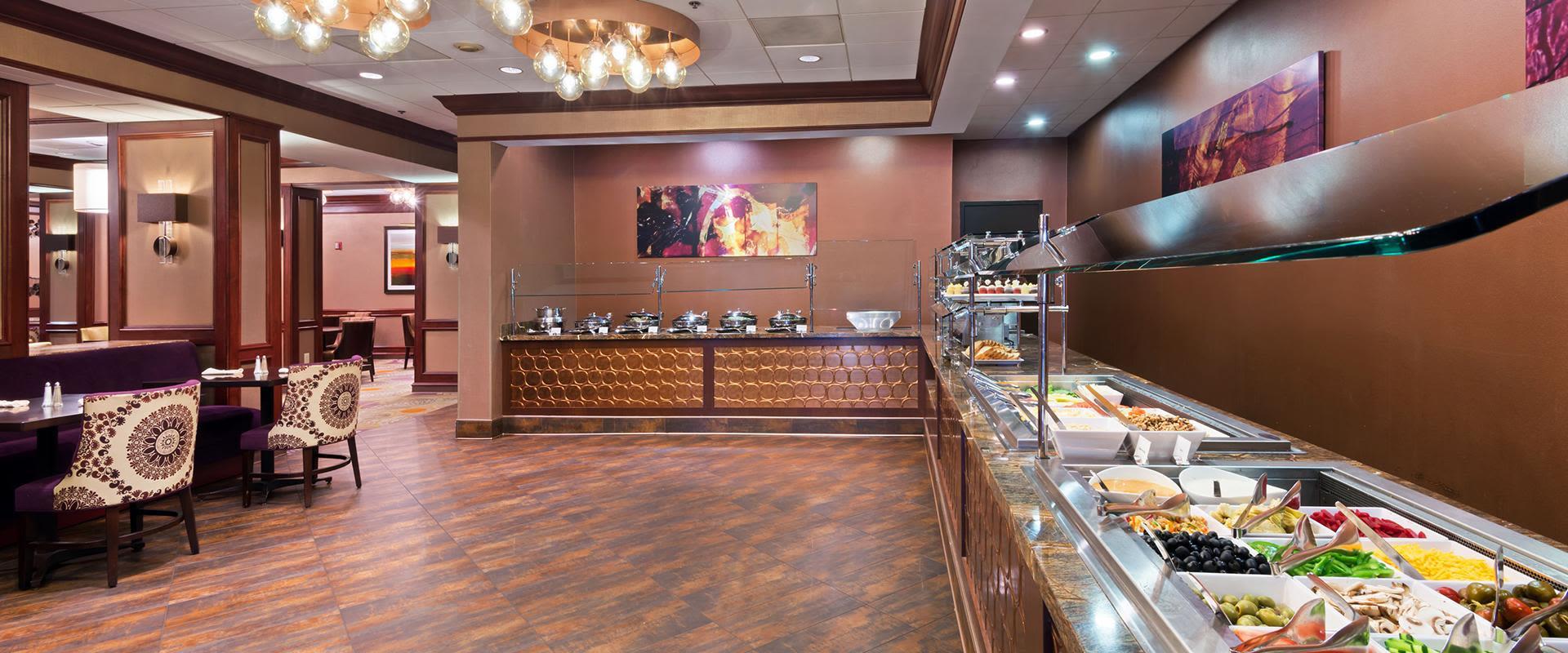 Atlanta Hotel Salad Bar and Buffet