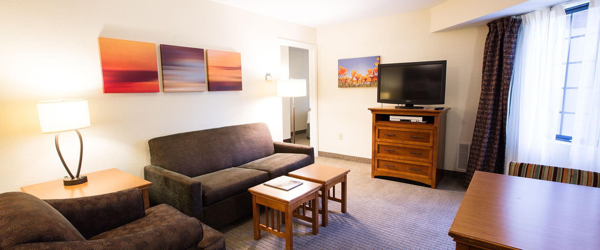 Two Bedroom Living Room