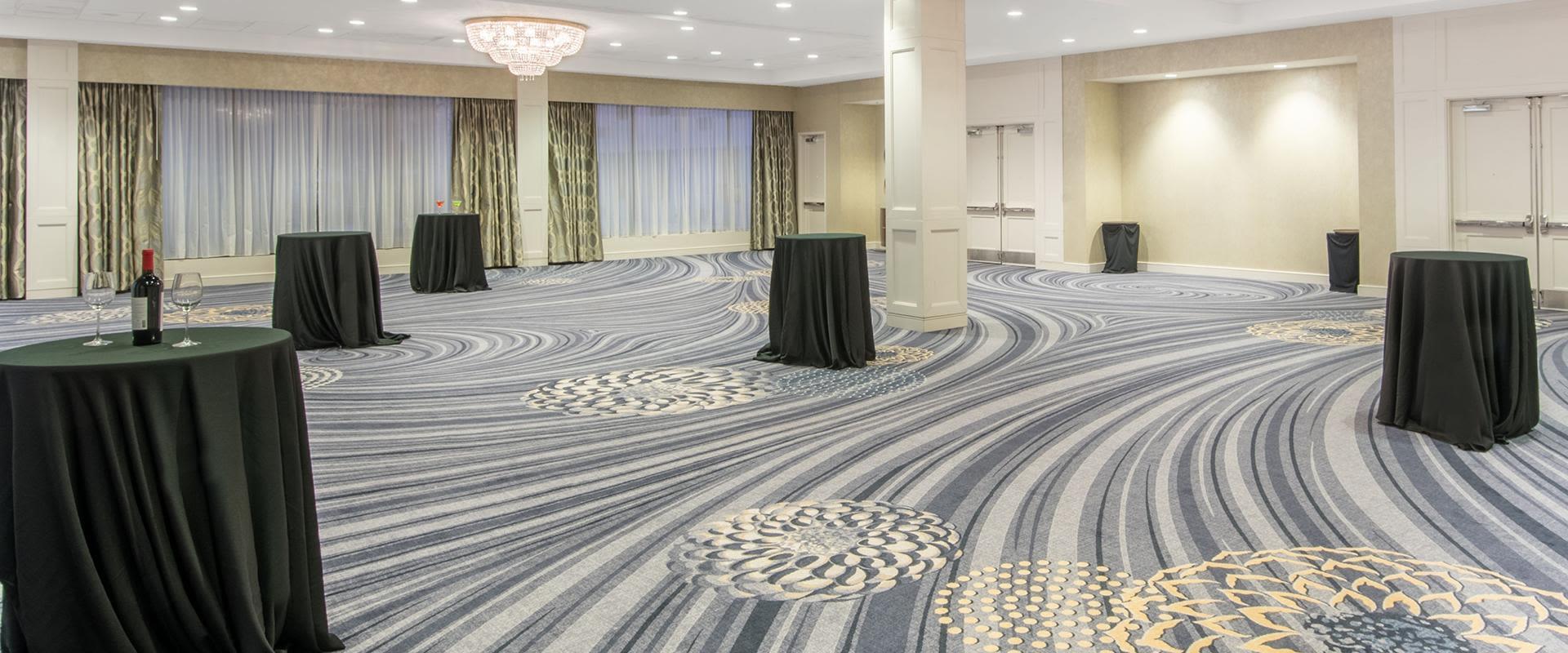 Charlotte Hotel Ballroom Cocktail Reception Venue