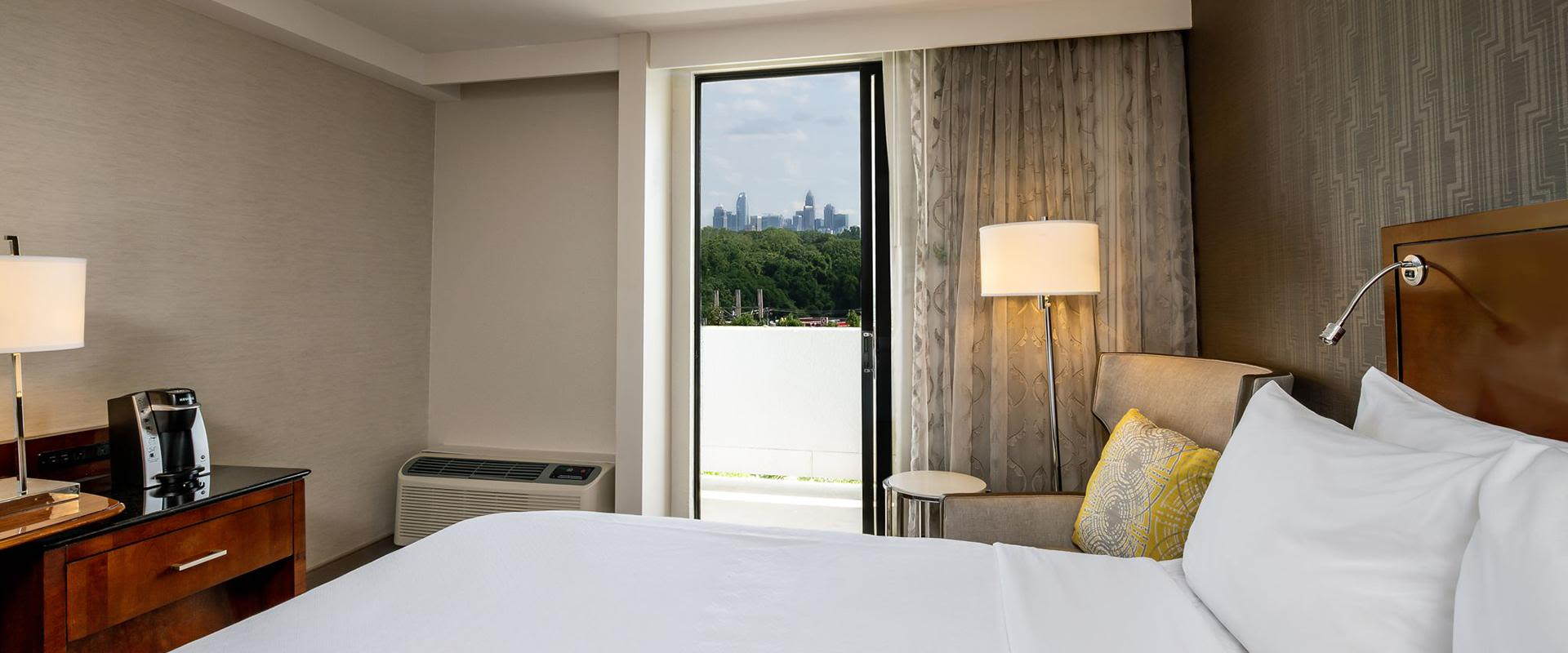 Charlotte NC Guest Room
