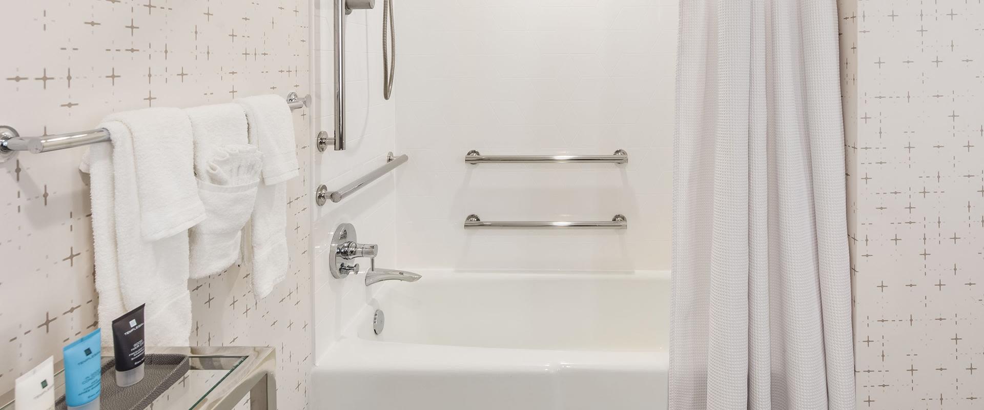 Denver Accessible Bathroom Interior