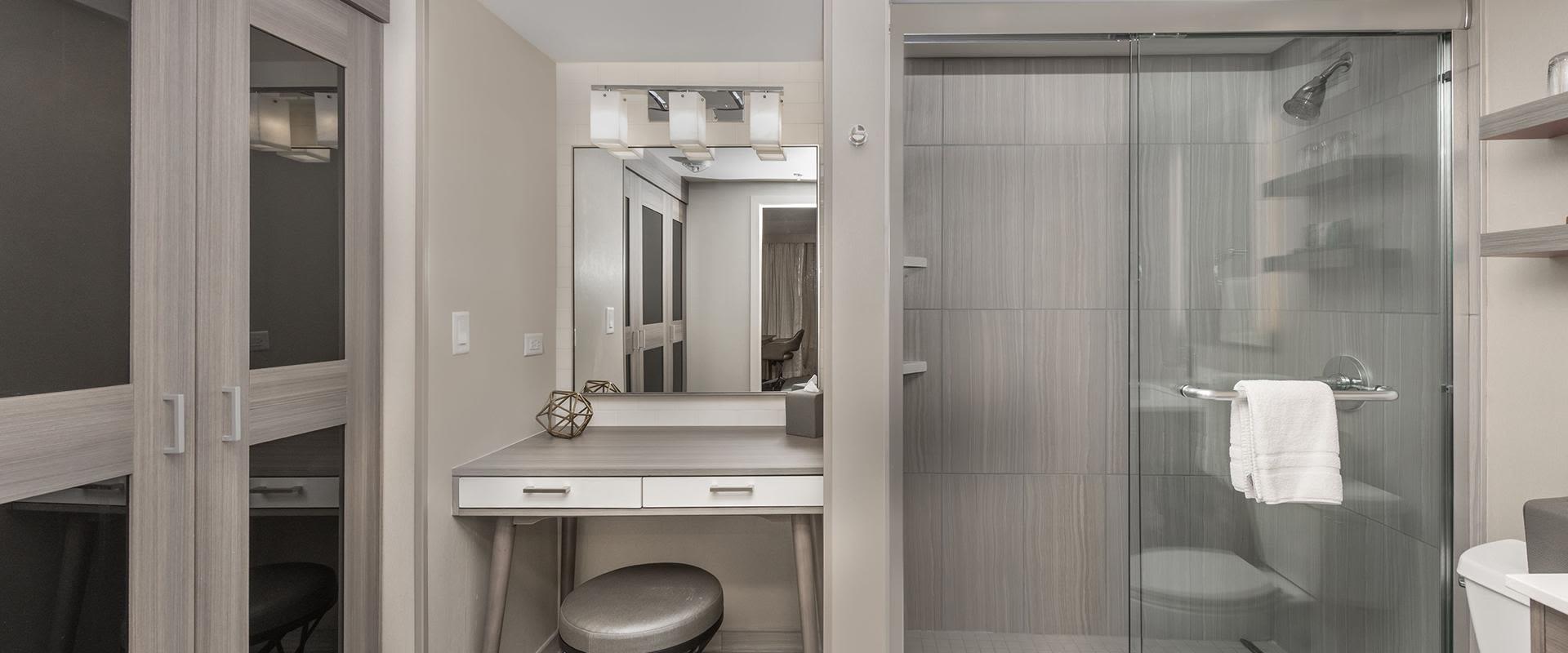 Denver Bathroom Of Junior Suite