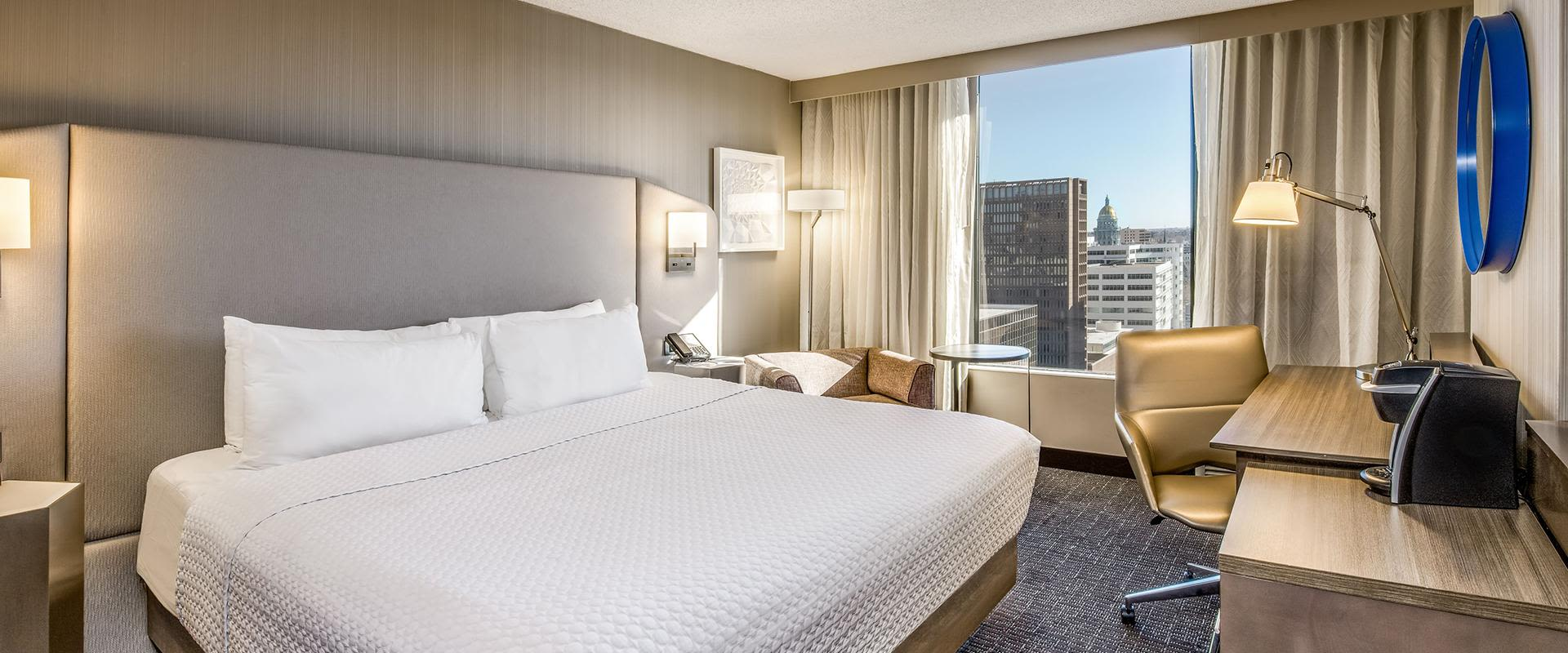 Denver King Room With City View