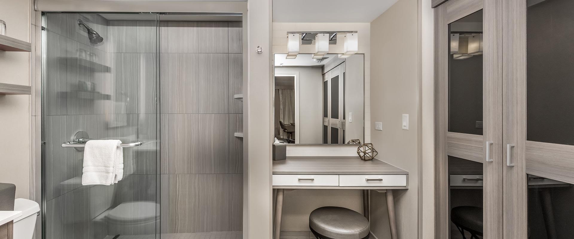 Denver Bathroom With Sitting Nook