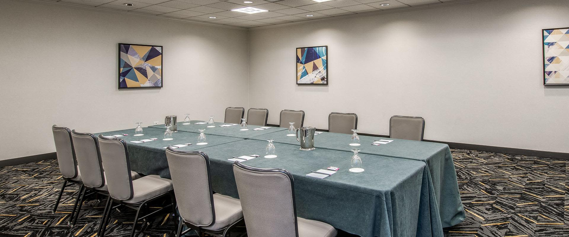 Denver Boardroom Meeting Table