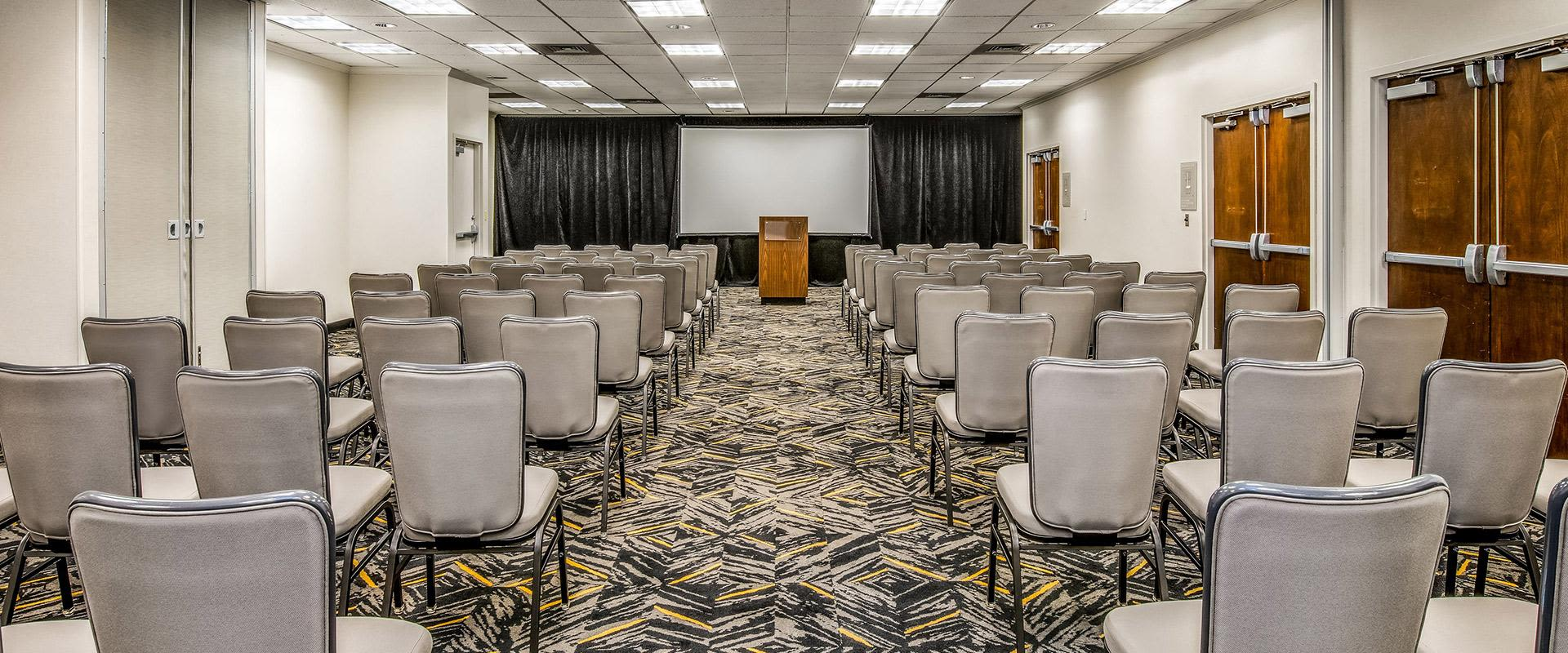 Denver Meeting Room With Podium