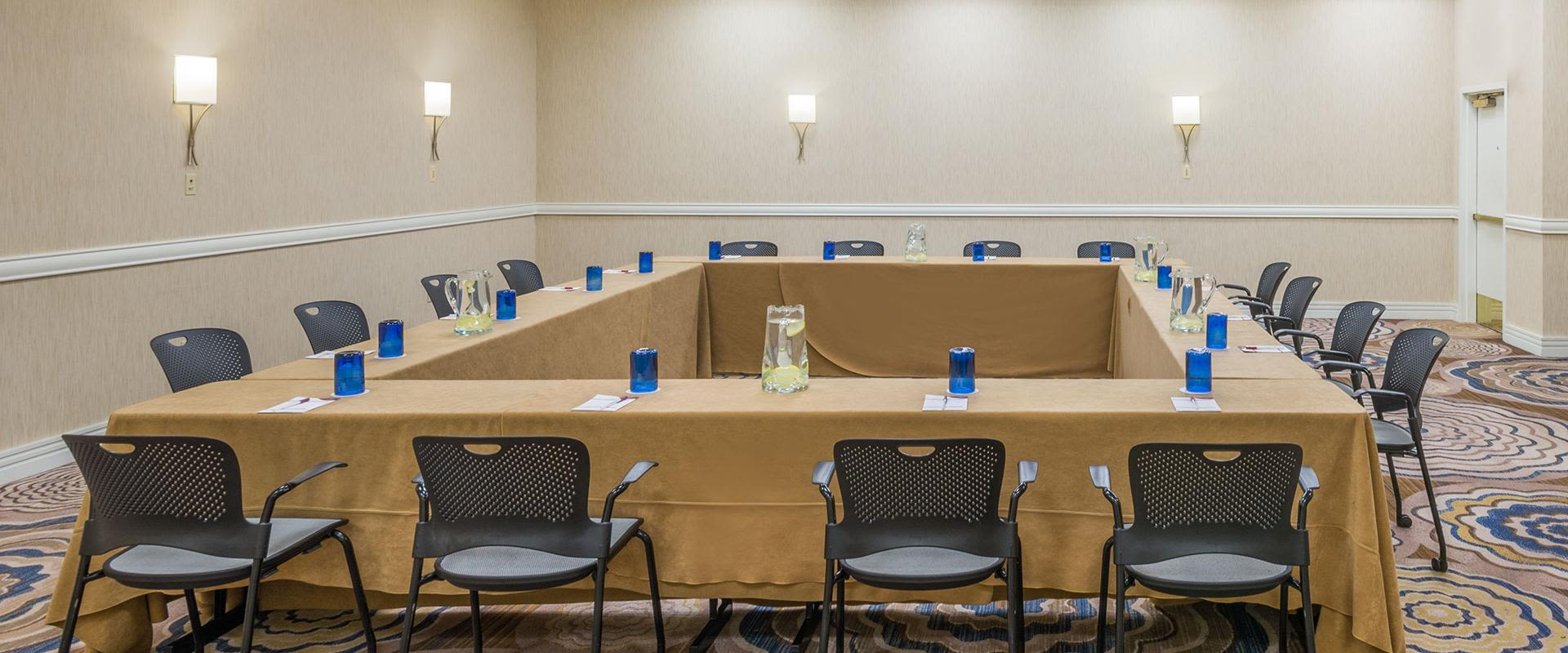 White Plains Hotel Scarsdale Meeting Room