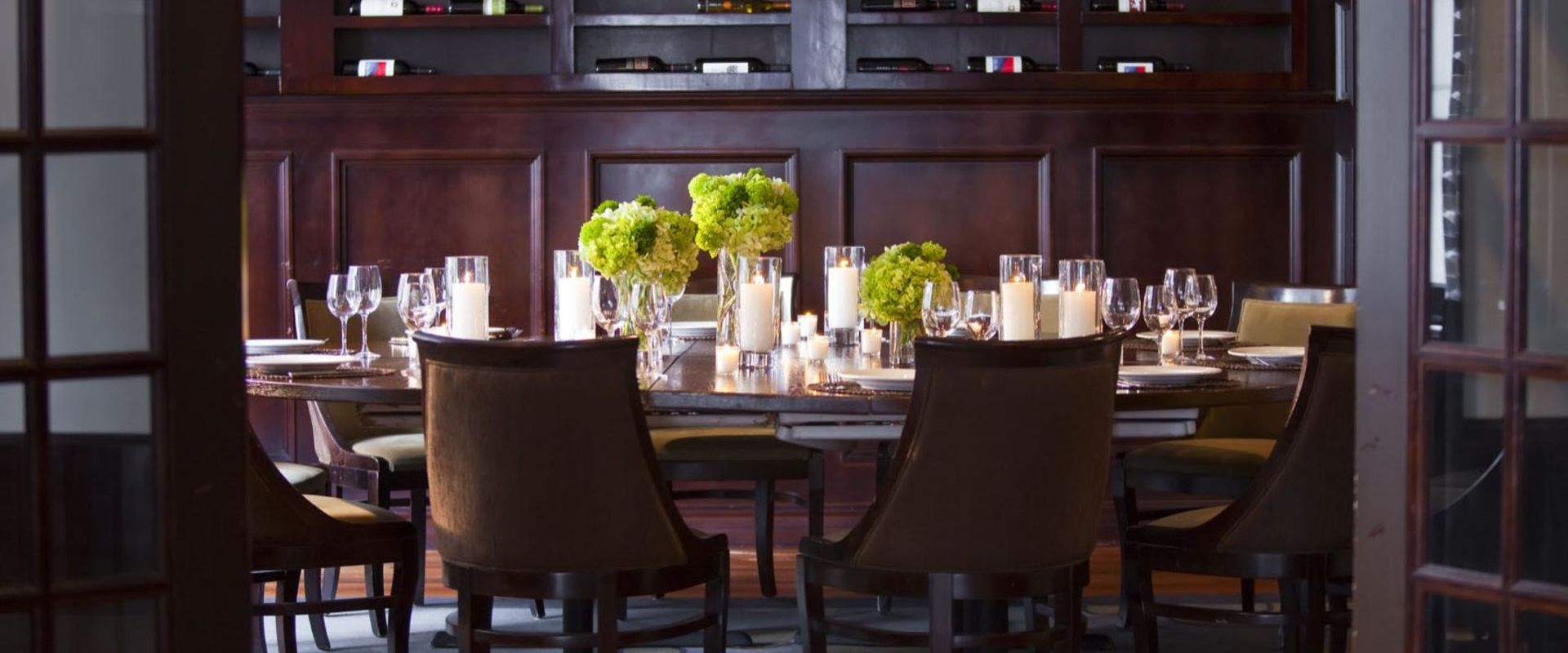 Chicago Loop Private Dining Room