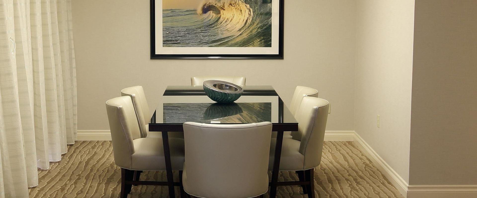 Redondo Beach Junior Suite Living Room