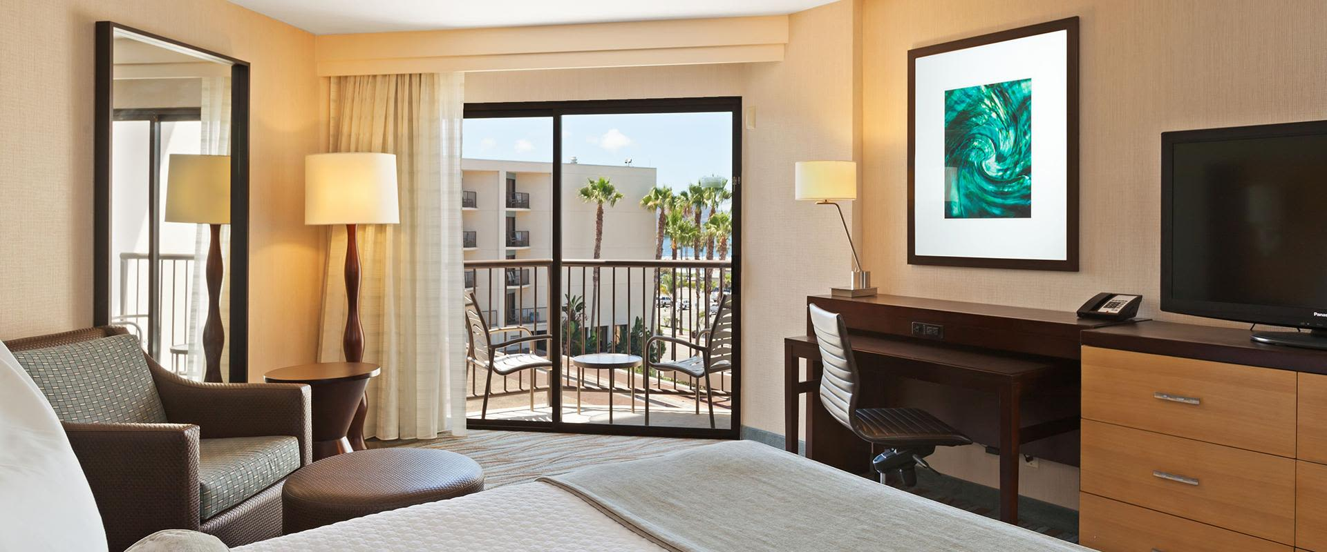 Redondo Beach Room With Ocean View