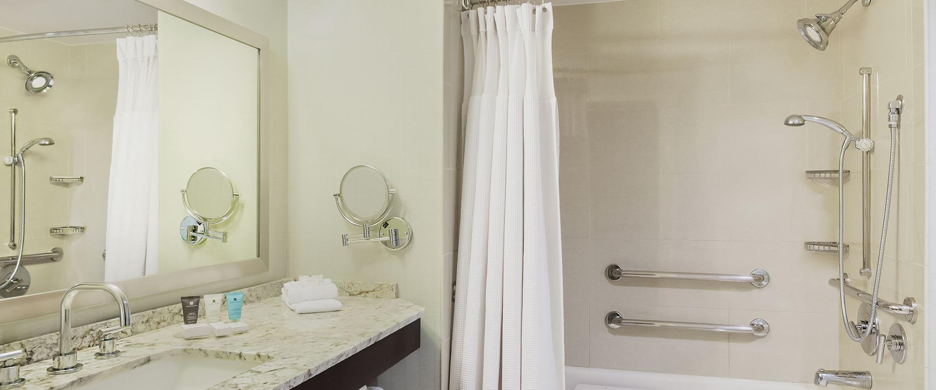 Redondo Beach ADA Bathroom Interior