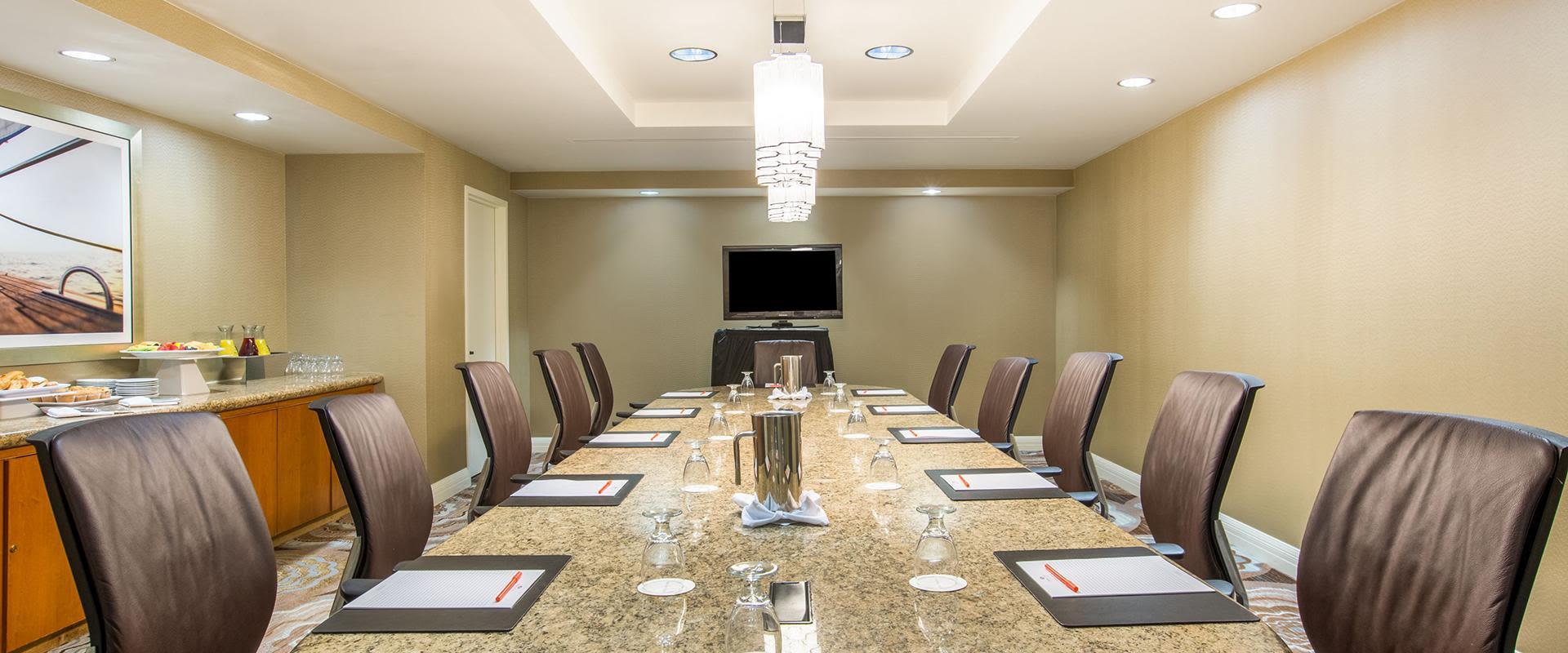 Redondo Beach Boardroom Interior