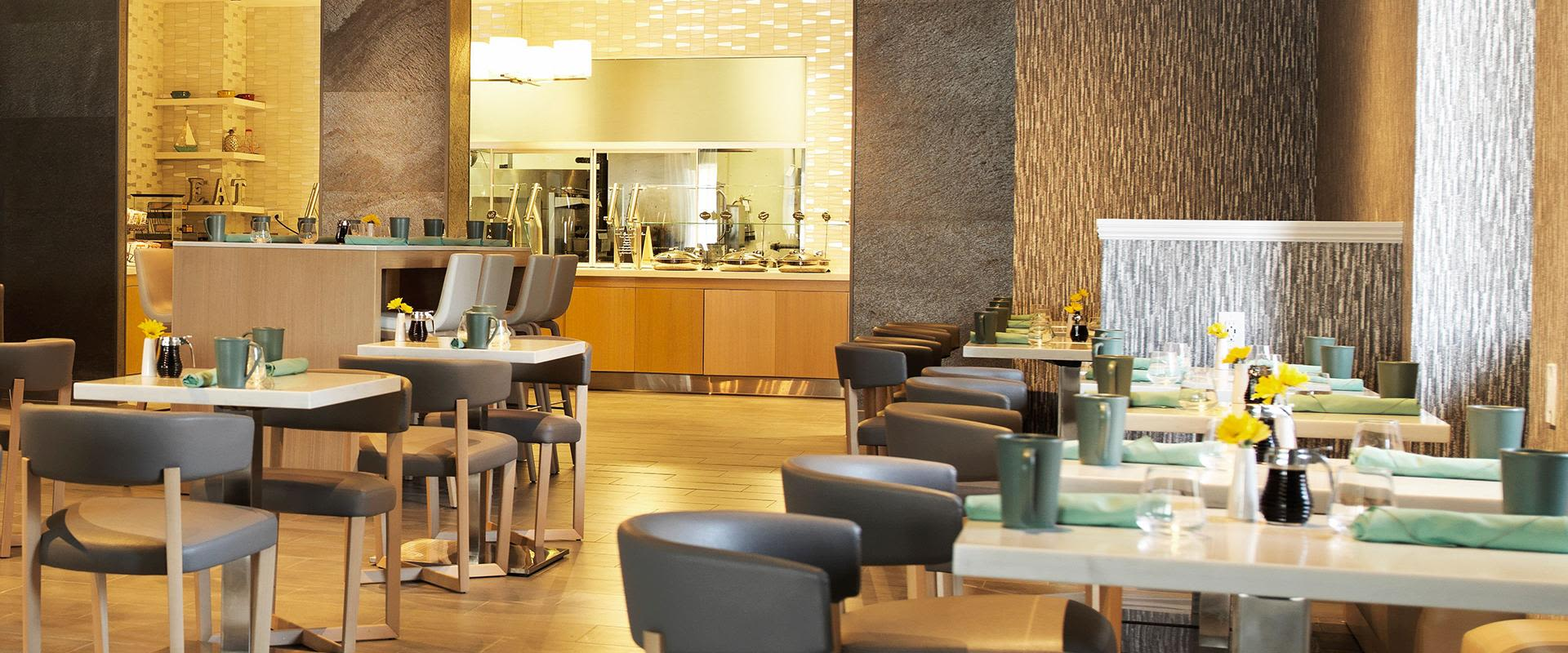 Redondo Beach SOL Restaurant Interior