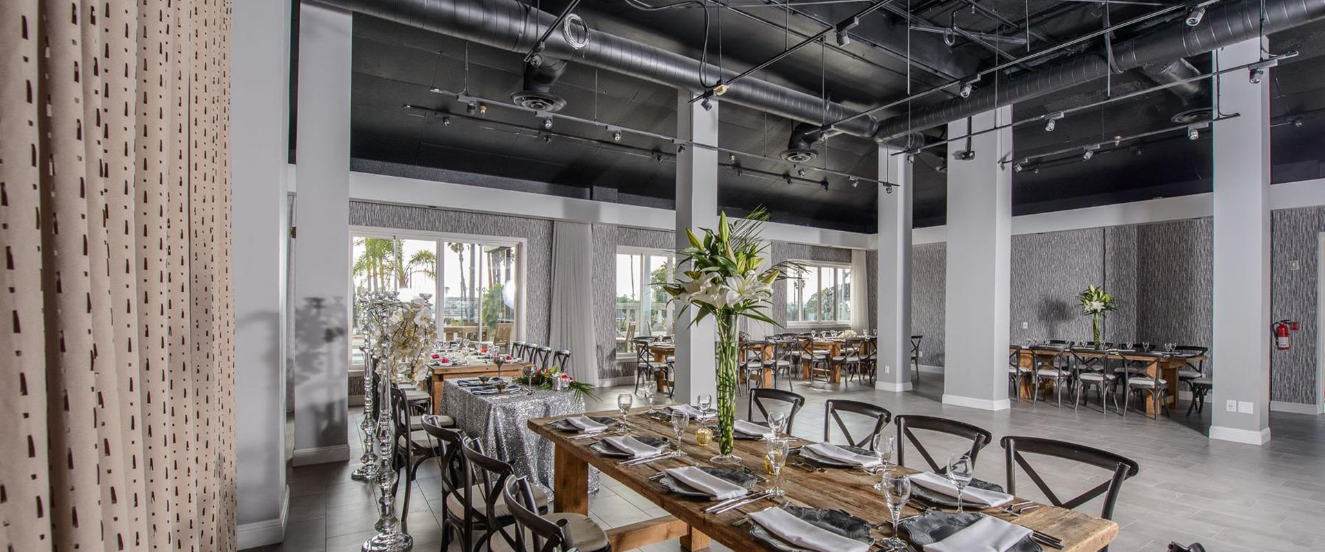 Redondo Beach SOL Restaurant Event Space