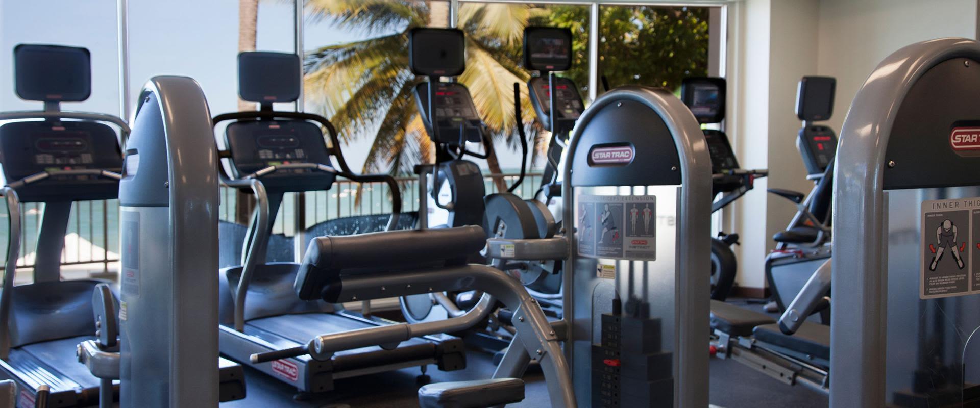 San Juan Resort Fitness Center