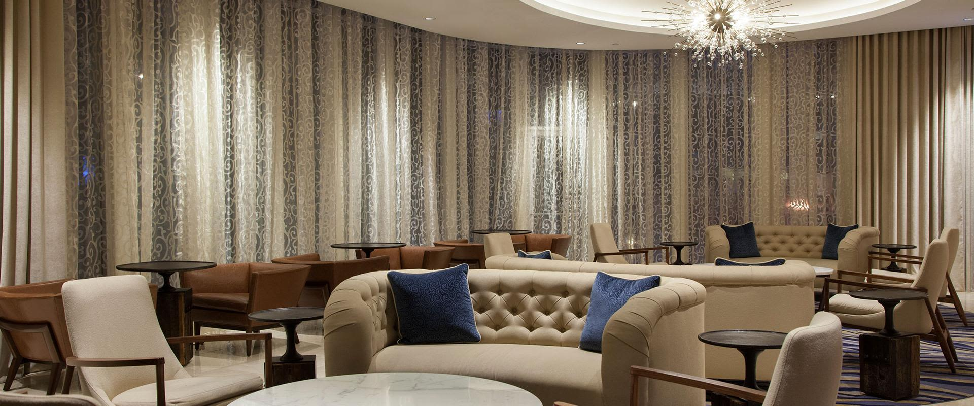 Puerto Rico Resort Guest Lounge Area