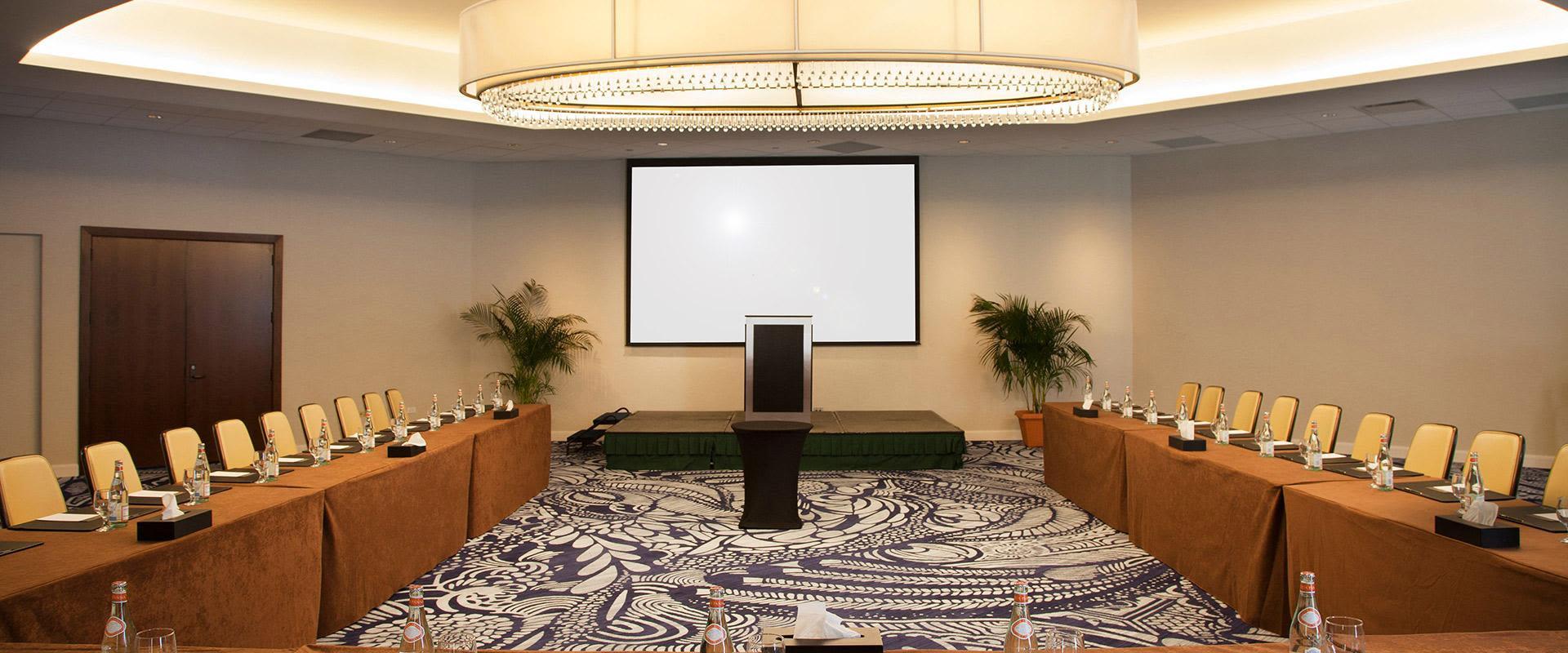 San Juan Puerto Rico Meeting Room