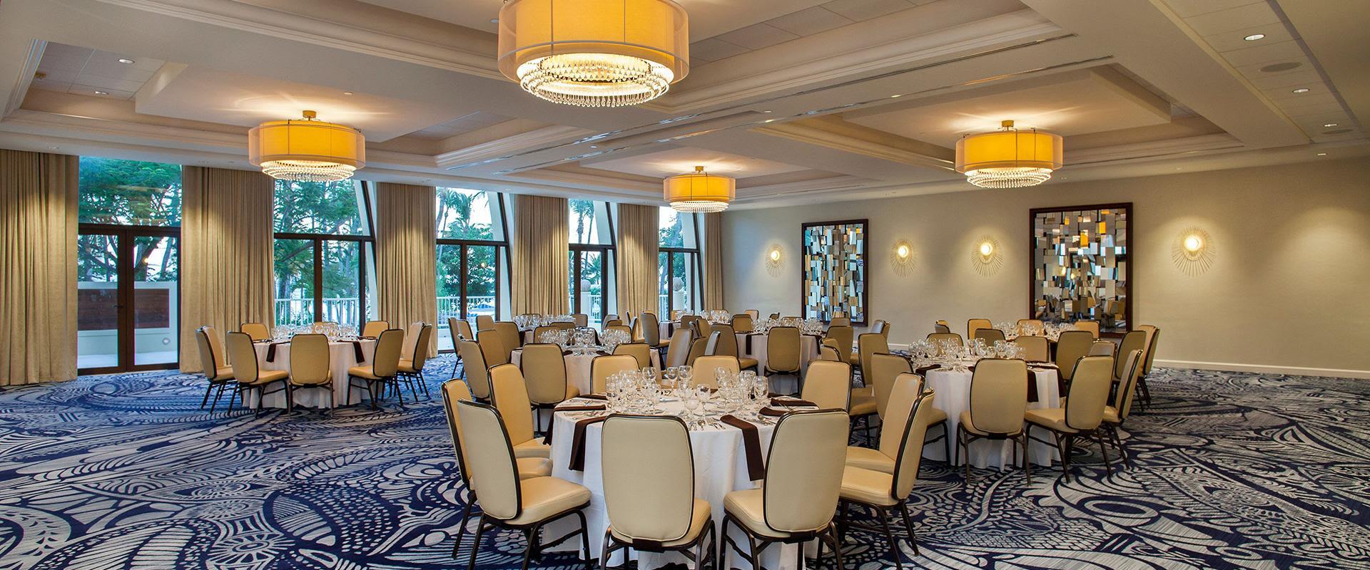 San Juan Resort Banquet Room