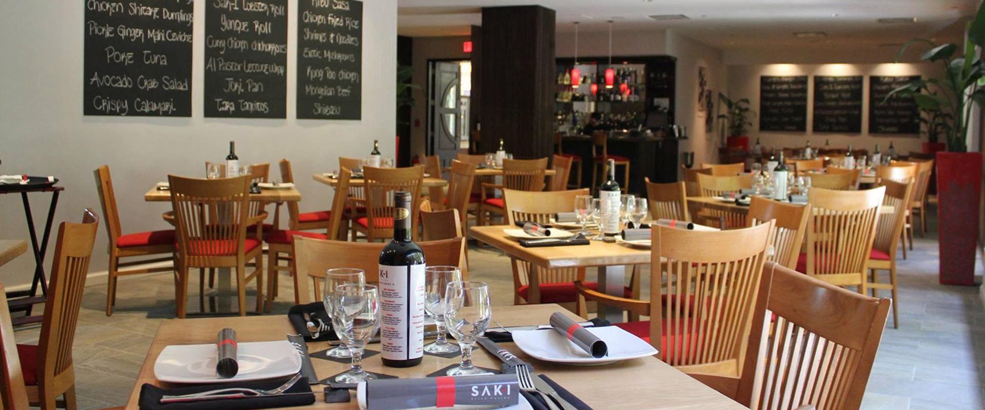 San Juan Resort Casual Dining Restaurant