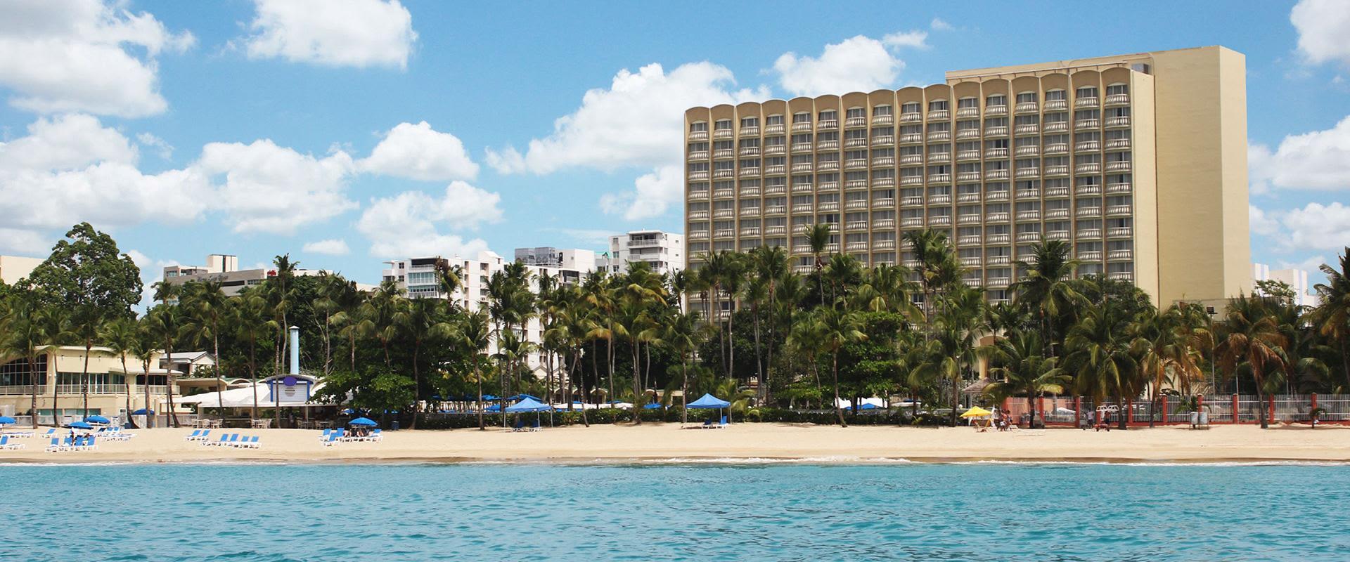 Puerto Rico Beachfront Resort Exterior