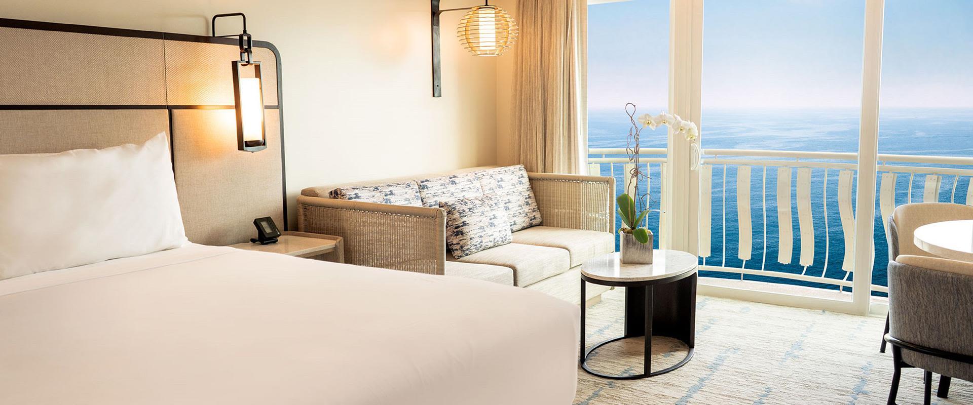 San Juan Resort Guest Room Oceanview