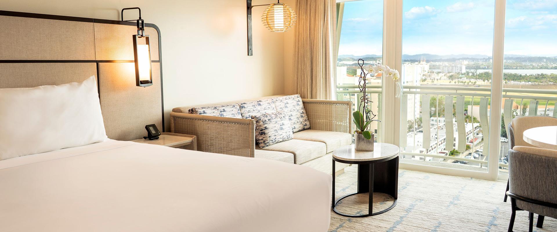 San Juan Resort Guest Room Laguna View